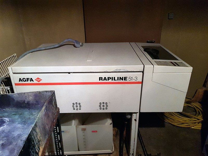 For sale this Package of Machines