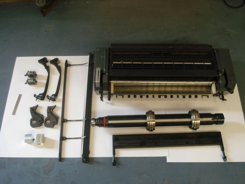 Show details for HEIDELBERG NUMBERING AND PERFORATING UNIT FOR HEIDELBERG SM 52