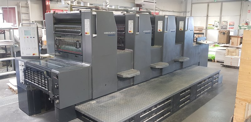 Show details for Heidelberg PM 74 – 4 P - 2007