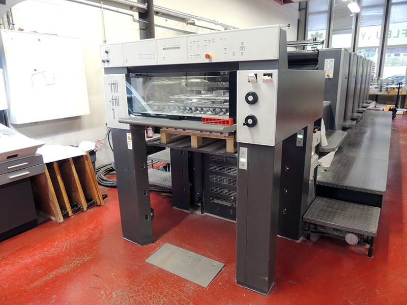 Show details for Heidelberg SM 74-6PH 2005