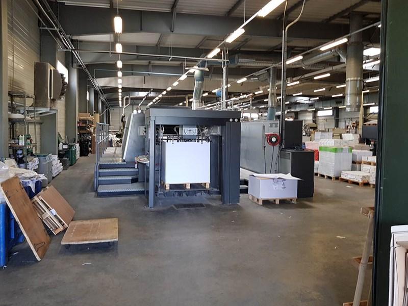Heidelberg XL 105 - 4 + L X  -  2011