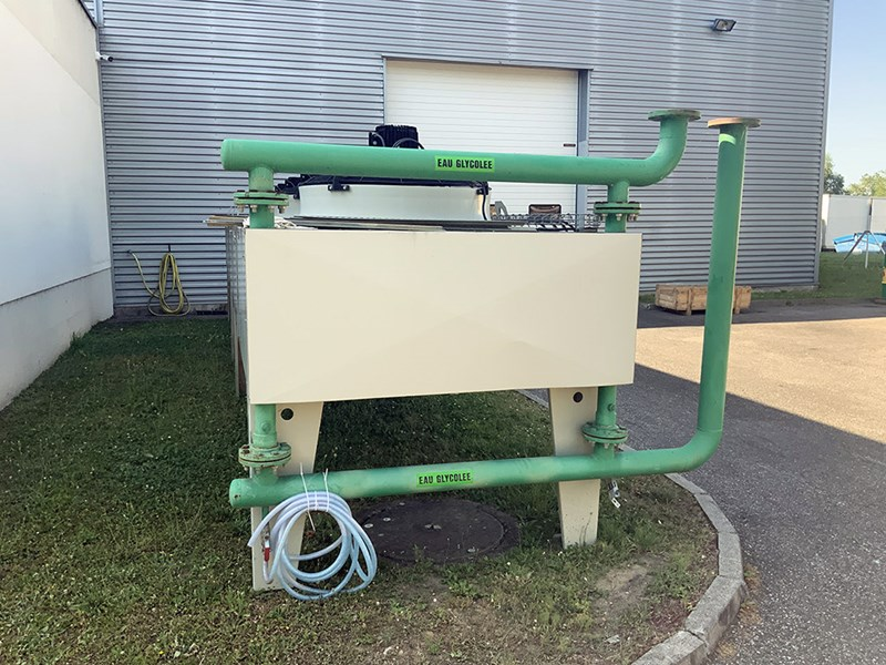 Technotrans CHILLER TECHNOTRANS FOR WATER COOLED MACHINES