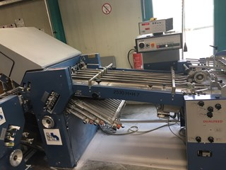 Herzog + Heymann M7 / 6-4-4 Folding Machines
