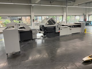 Stahl KH 82/4 KTL Folding Machines
