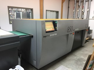 Punchgraphics (BasysPrint) UV-Setter 855-B CTP-Systems