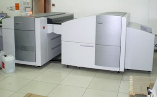 Heidelberg/Screen Topsetter 102PF/PT-R8600 CTP-Systems