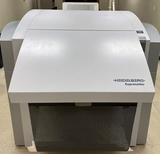 Heidelberg SUPERSETTER A75 ATL CTP-Systems