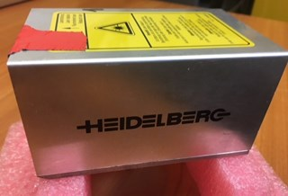 Heidelberg Suprasetter Laser module GEN. II CTP-Systems