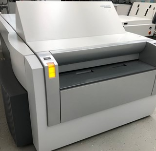 Heidelberg Suprasetter A105-MCL CTP-Systems