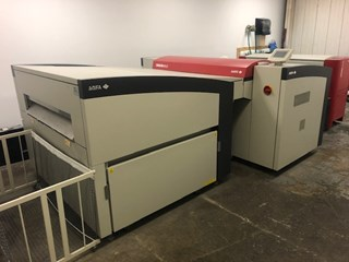 Screen/AGFA PT-R8600S/Avalon N8-22 CTP-Systems