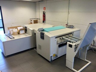 Screen/FUJI PT-R4300S/Luxel T6300S CTP-Systems