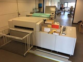 Screen PT-R4300S/Fuji Luxel T6300S Equipos CTP (directo a plancha)P