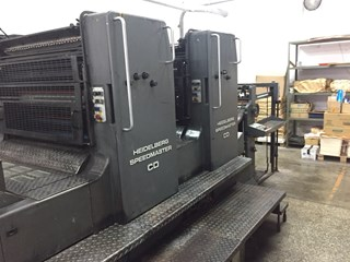 Heidelberg CD 102-2 Sheet Fed