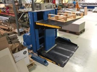 ALBO System Pile Turner PT 90 Pile turner / elevator