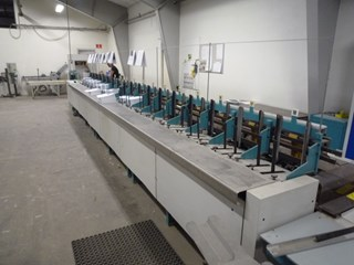 Brehmer 880 M21 Collators