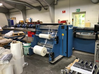 Buhrs 3000 Packing machines
