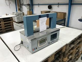 BandMatic 420 banderole machine  Packing Machines