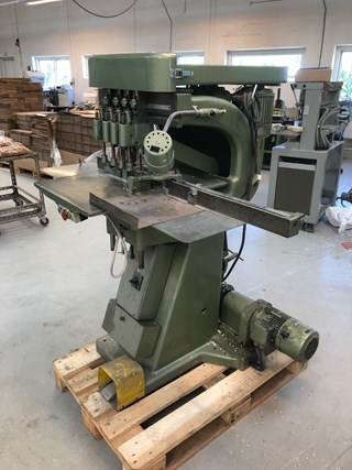 Hang 106 DTK 4 4-head drilling machine Paper Drilling & Punching