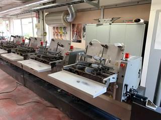 Heidelberg ST 300.1 Zusammentragmaschine - Sammel hefter