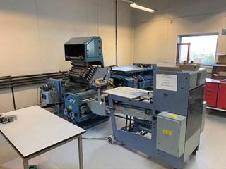 Herzog + Heymann M7 / 95 Folding machines