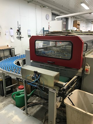 Hörauf BDM 60 Case production