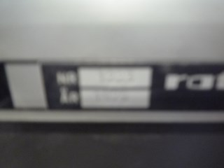 Iram 16 4 head driling machine Perforación de papel
