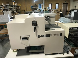 James Burn JBI Mini MP30.ER Punch machine 2016 Kalenderproduktion