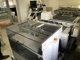 Kongsberg I-EX10 Full automatik ind-feed, delivery,Wast seperator  Die Cutters - Automatic and Handfed