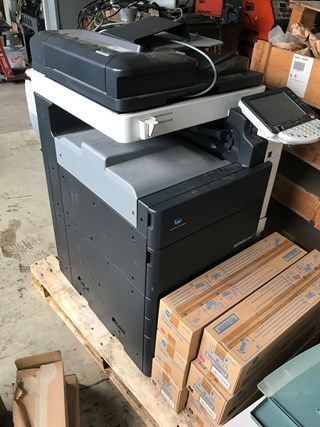 Konica Minolta Bizhub C650 Digital Printing