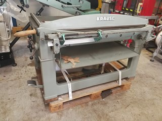 Krause  cardboard cutter Guillotines/Cutters