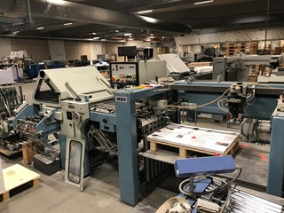 MBO K65/4 KTL Folding Machines