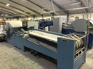 MBO K76/6 PKZ Folding machines