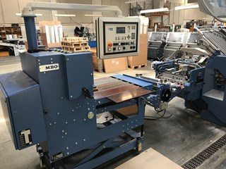 MBO SBAP 46 MF Folding machines
