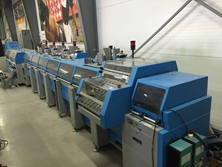Müller Martini ONYX/Rubin Colating and packing  Mail Room Equipment