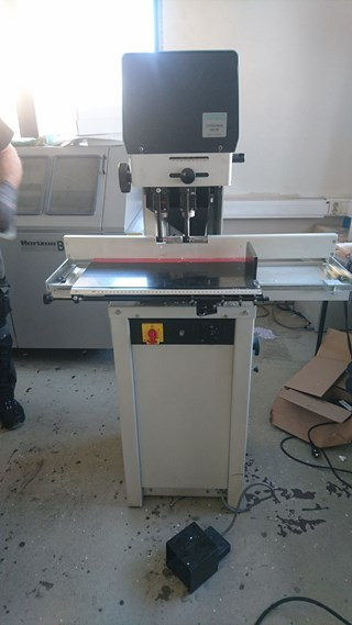 Nagel Citoborma 280 AB Paper Drilling & Punching