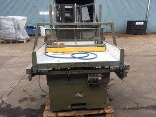 Polar RAB 5 jogger with air removal Guillotines/Cutters