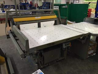 Polar Jogger RAB 7 with air removal Guillotines/Cutters