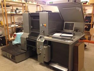 PRESSTEK 34X DI Digital printing