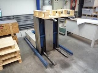 Rotek Pile turner Pile turner / elevator