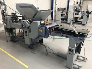 Stahl F52A.2 Combi folding machine Folding machines