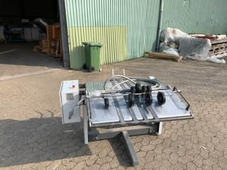 Stahl SAK 94 Standard delivery Folding machines