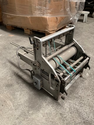 Stahl STA 30 Standing delivery Folding machines
