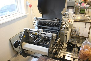 Stahl T36 Folding machines