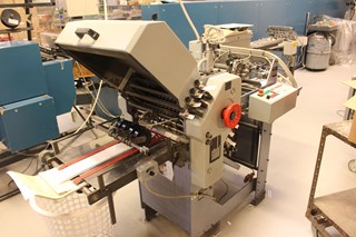 Stahl T36/4/6 Folding machines