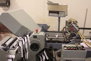 Stahl T 36 6/6 Folding machines
