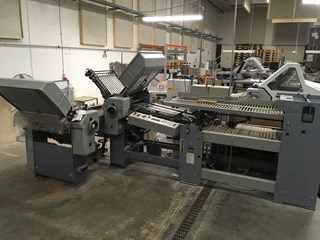 Stahl TD52/4-4 RD Folding machines