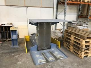 Thando 105 P Pile turner Stapelwender / Aufzug