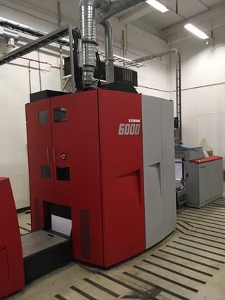 Xeikon 6000 Digital Printing