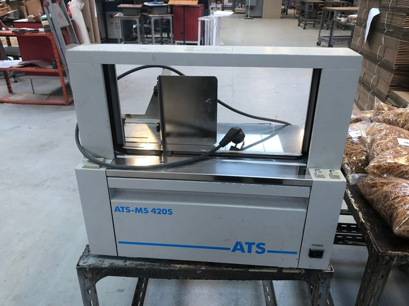 Show details for ATS-MS 420 S