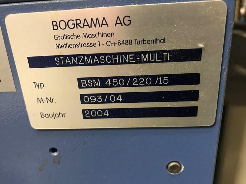 Bograma BSM 450